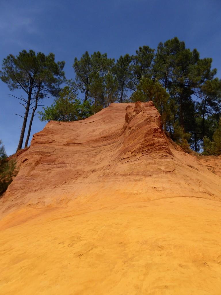 chemin des ocres Roussillon (1)