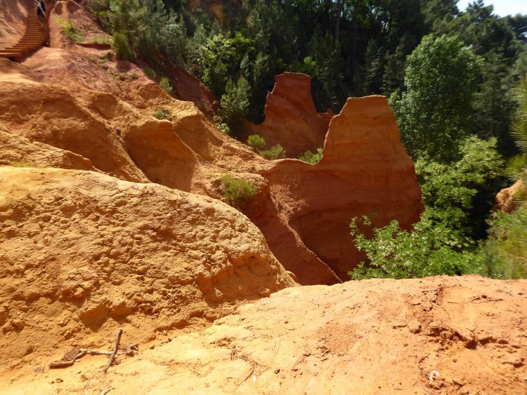 chemin des ocres Roussillon (2)