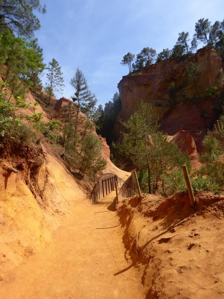 chemin des ocres Roussillon (3)