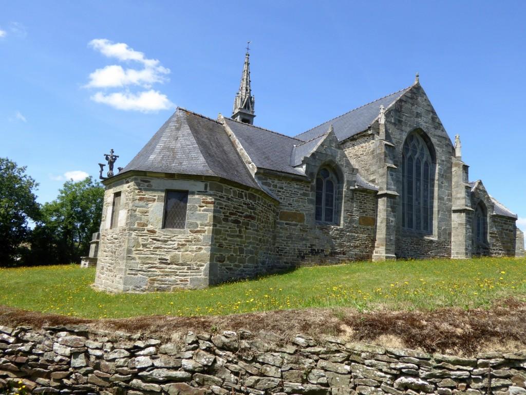 Chapelle de Notre- Dame de Lannelec (1)