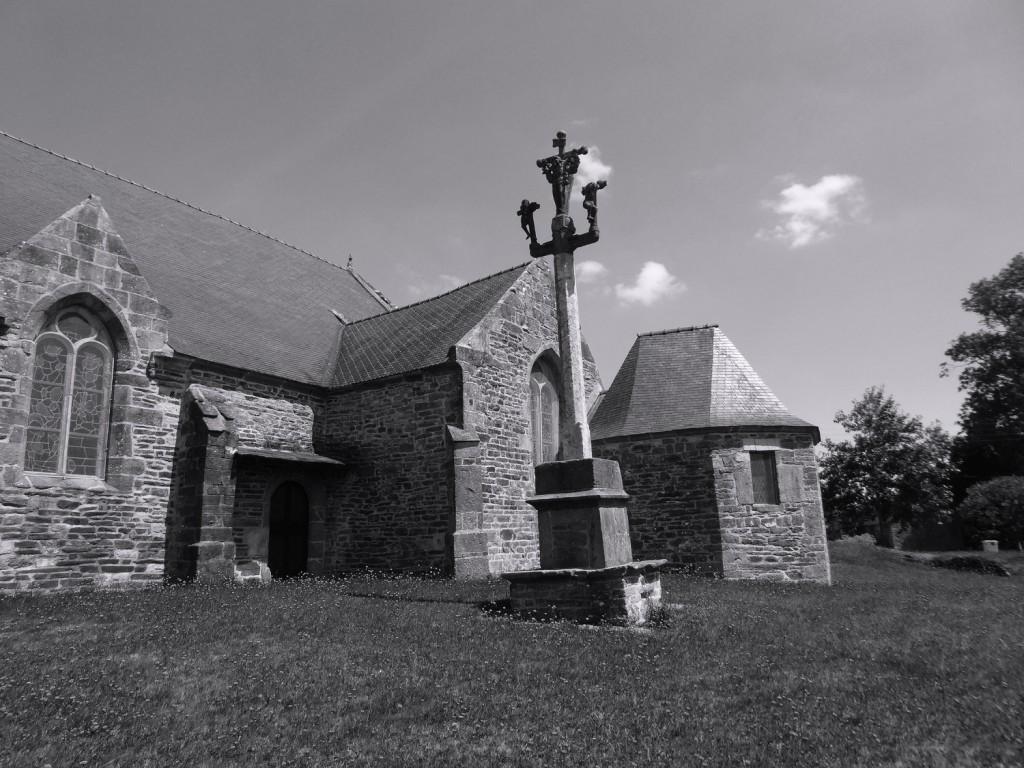 Chapelle de Notre- Dame de Lannelec (3) copie