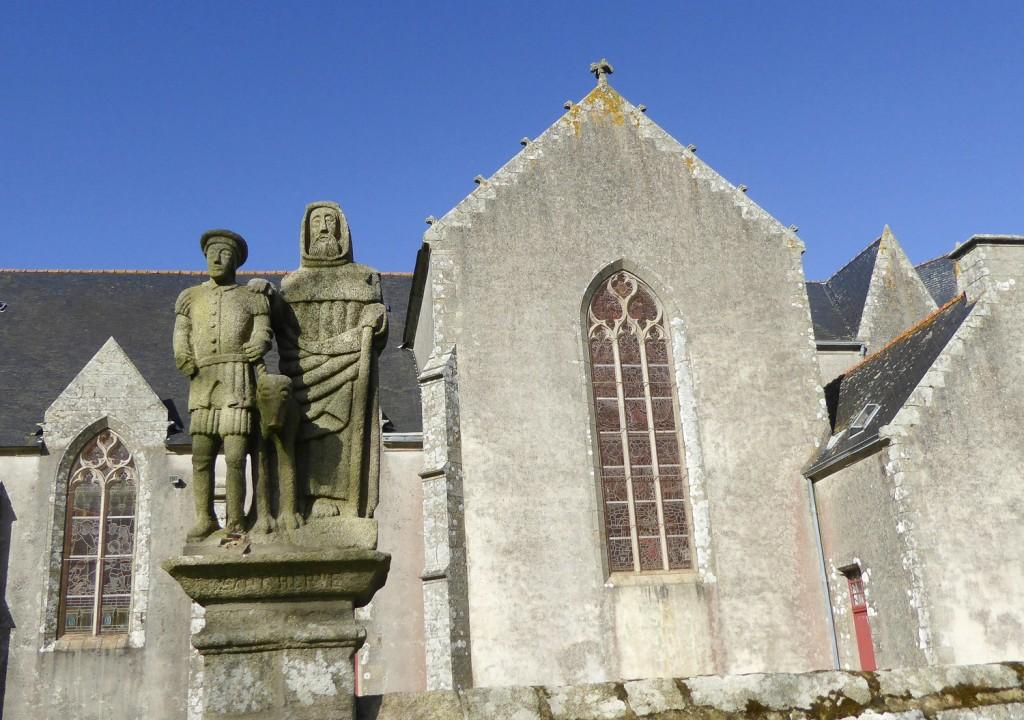 Chapelle St Anne La Palud (1)