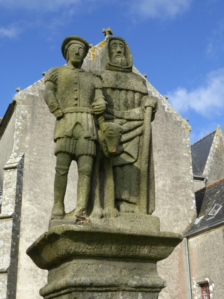 Chapelle St Anne La Palud (11)