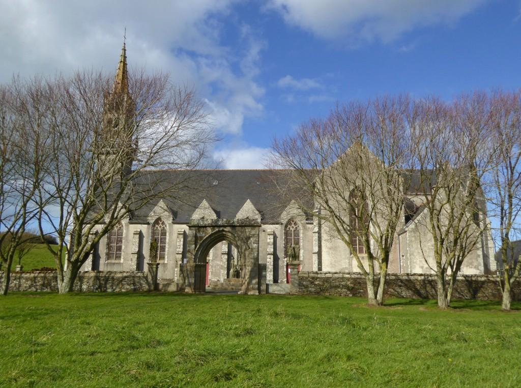chapelle Ste Anne la Palud (1)